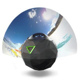 360度アクションカメラ 360fly HD