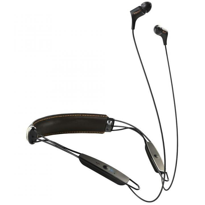 Klipsch R6 Bluetooth Neckband ブラック_0