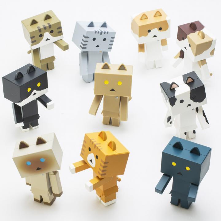 ニャンボー figure collection2 10個セットBOX_0