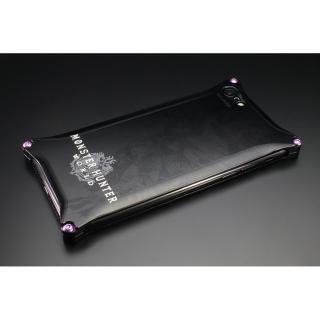 MONSTER HUNTER: WORLD ソリッドケース ネルギガンテ ブラック iPhone 8/7