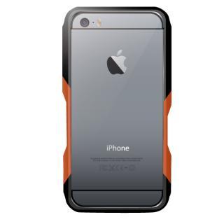 【iPhone6ケース】飽きることのないデザイン GRAVITY CASTRUM ブラック×レッド iPhone 6バンパー_2
