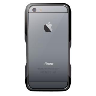 【iPhone6ケース】飽きることのないデザイン GRAVITY CASTRUM ブラック×グレー iPhone 6バンパー_2