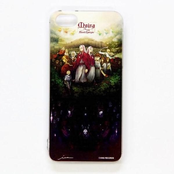 iPhone5/5s ミュージックスマートフォンケース Moira【通常盤】