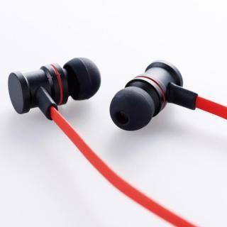 3E Bluetoothイヤホン Mag Ear Light  レッド