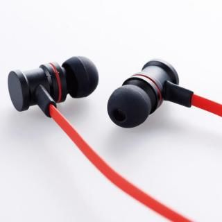 3E Bluetoothイヤホン Mag Ear Light  レッド