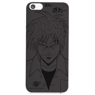 【iPhone SE/5s/5ケース】【アカギ × Highend berry】コラボ iPhone SE/5s/5ハードケース アカギ 黒