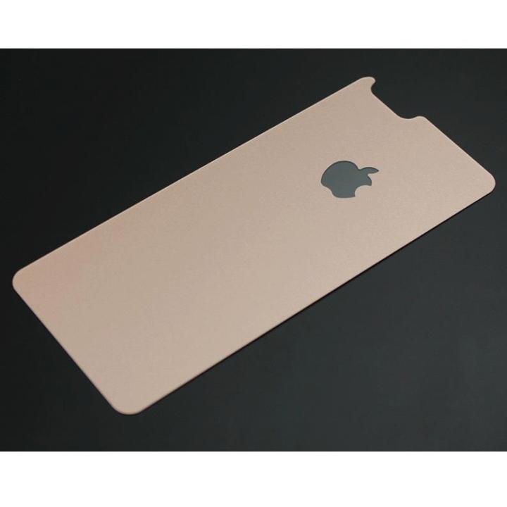 iPhone6s/6 フィルム バックプロテクター for ギルドデザイン製ソリッドバンパー iPhone 6/6s シャンパンゴールド_0
