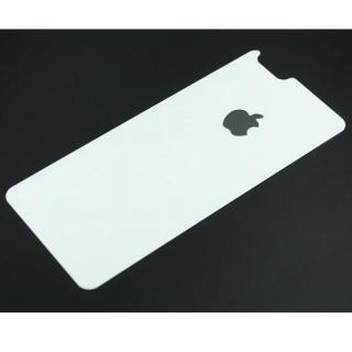 iPhone6s/6 フィルム バックプロテクター for ギルドデザイン製ソリッドバンパー iPhone 6/6s プレーンホワイト