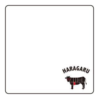[新iPhone記念特価]ハラガル タオルハンカチ