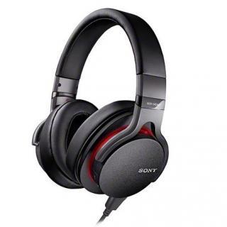 SONY デジタルアンプ内蔵ハイレゾヘッドホン MDR-1ADAC ブラック