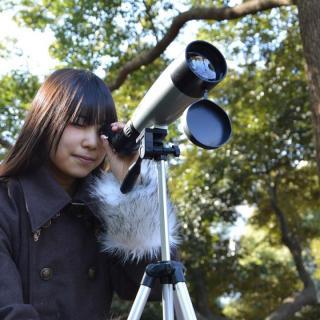 ライブビュー スポッティングスコープ  iPhone 望遠鏡 三脚付_5