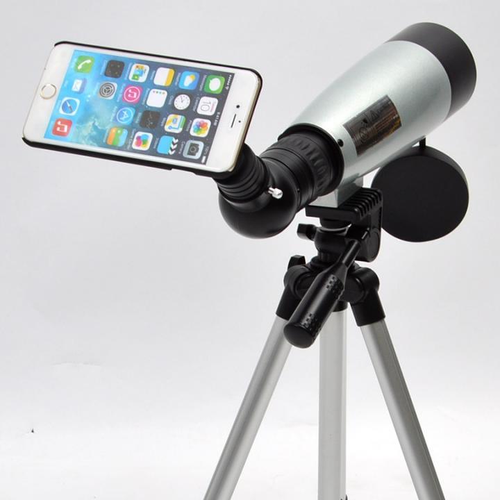ライブビュー スポッティングスコープ for iPhone 望遠鏡 三脚付