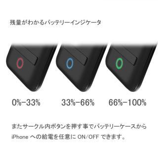 【iPhone6ケース】[MFi認証取得]バッテリー内蔵ケース ODOYO PowerShell EX ブラック iPhone 6_4