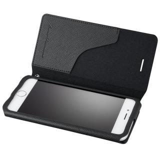 【iPhone6s/6ケース】GRAMAS COLORS PUレザーケース EURO Passione ブラック iPhone 6s/6