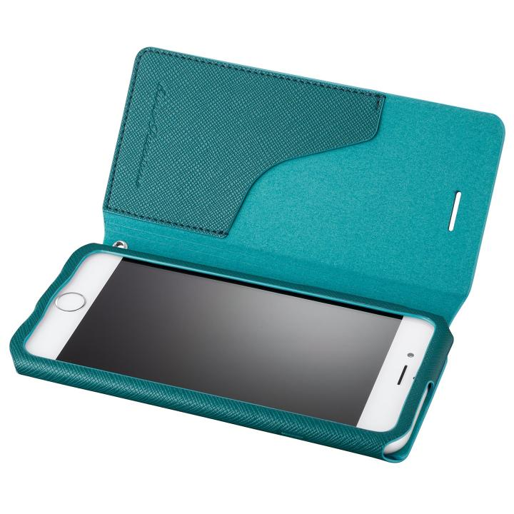 【iPhone6s/6ケース】GRAMAS COLORS PUレザーケース EURO Passione グリーン iPhone 6s/6_0