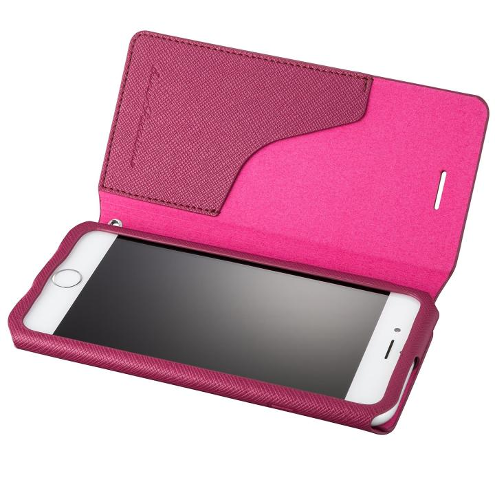 【iPhone6s/6ケース】GRAMAS COLORS PUレザーケース EURO Passione レッド iPhone 6s/6_0