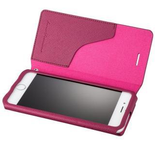 GRAMAS COLORS PUレザーケース EURO Passione レッド iPhone 6s/6