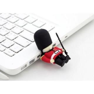 フィギュア型USBメモリ DIY-FlashDrive 衛兵 8GB_4