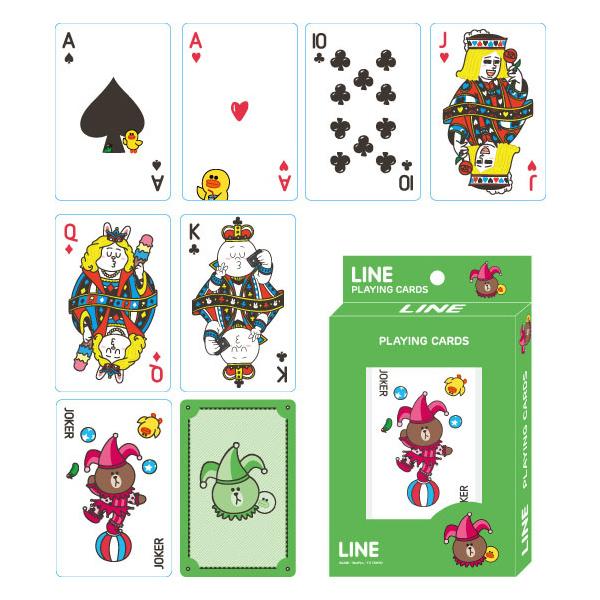 LINE トランプ