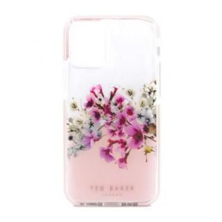 iPhone 12 / iPhone 12 Pro (6.1インチ) ケース Ted Baker Anti-Shock Case Jasmine Clear iPhone 12/12 Pro