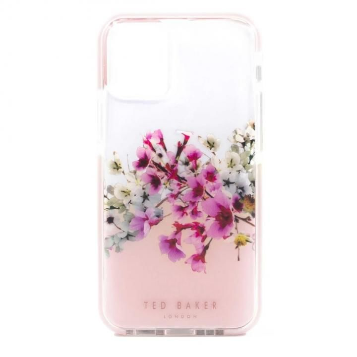 Ted Baker Anti-Shock Case Jasmine Clear iPhone 12 Pro Max_0
