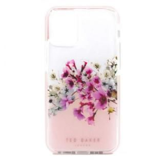 iPhone 12 Pro Max (6.7インチ) ケース Ted Baker Anti-Shock Case Jasmine Clear iPhone 12 Pro Max【3月中旬】