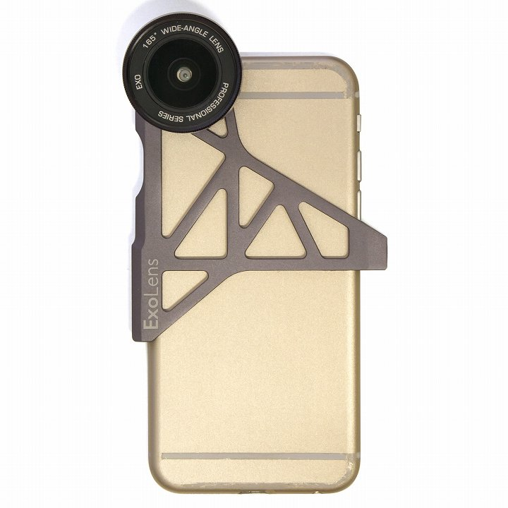 カメラレンズキット EXO LENS エクソレンズ iPhone 6