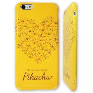 ポケットモンスター TPUケース ピカチュウ ハート iPhone 6s Plus/6 Plus
