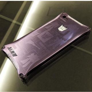 『TRANS MERS』×ギルドデザイン デストロンモデル iPhone SE/5s/5ケース
