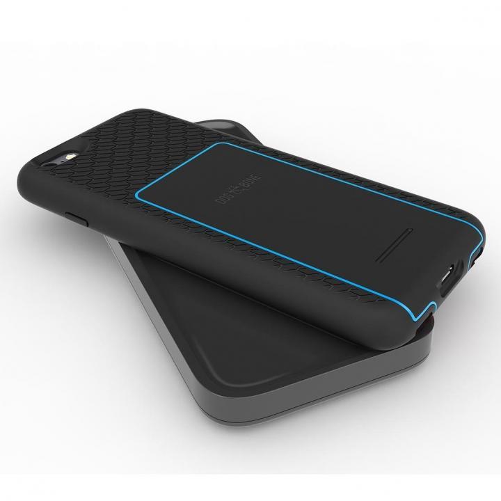 MFi認証ワイヤレス充電機能搭載タフケース BACKBONE ブルー iPhone 6