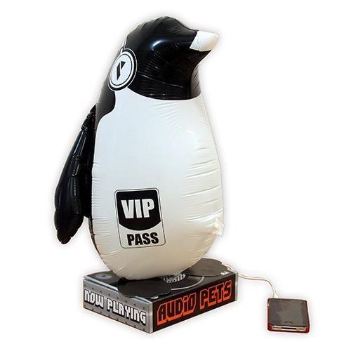 オーディオペット ペンギン_0