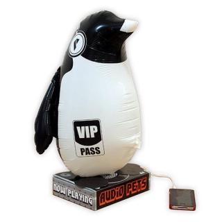 オーディオペット ペンギン