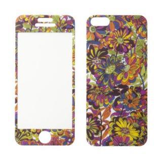 [8月特価]iPhone5スキンシール Liberty Art Fabrics Willow Rose