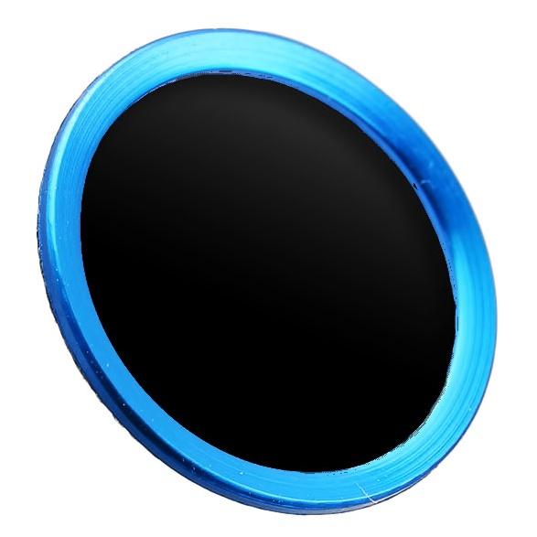 TouchID対応 ホームボタンシール iFinger ブラックブルー