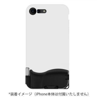 【iPhone7 Plusケース】SNAP! 7 物理シャッターボタン搭載ケース Basic ホワイト iPhone 7 Plus