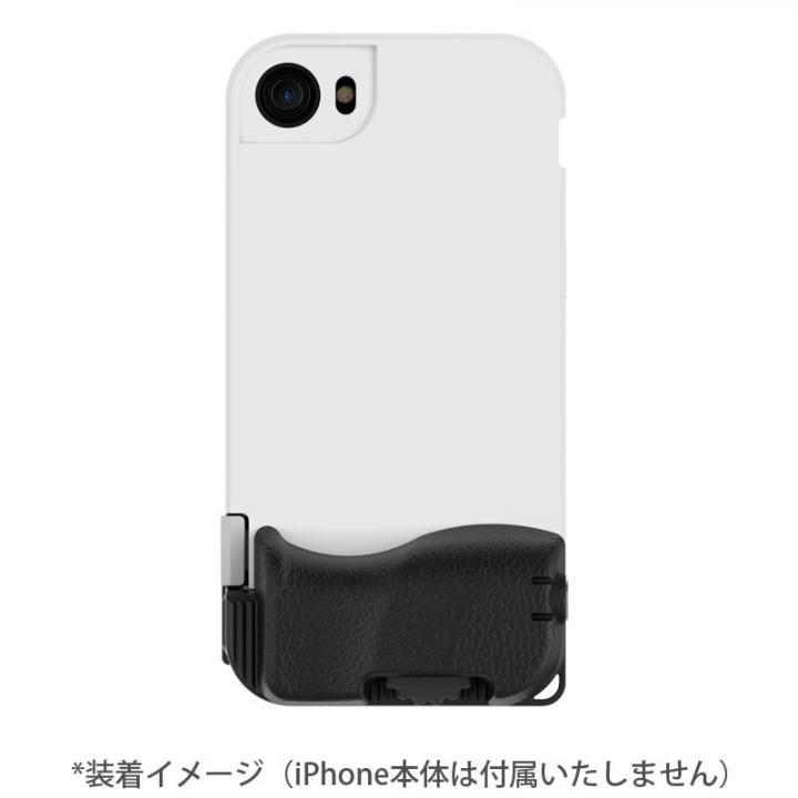 iPhone7 ケース SNAP! 7 物理シャッターボタン搭載ケース Basic ホワイト iPhone 7_0