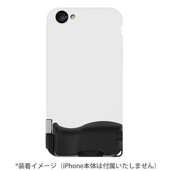 iPhone6s Plus/6 Plus ケース SNAP! 7 物理シャッターボタン搭載ケース Basic ホワイト iPhone 6s Plus/6 Plus_0