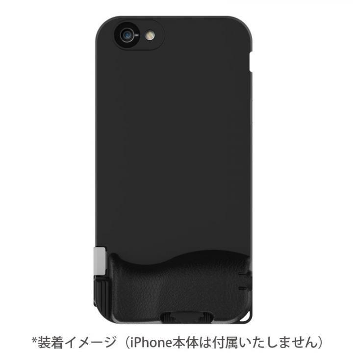 iPhone6s Plus/6 Plus ケース SNAP! 7 物理シャッターボタン搭載ケース Basic ブラック iPhone 6s Plus/6 Plus_0