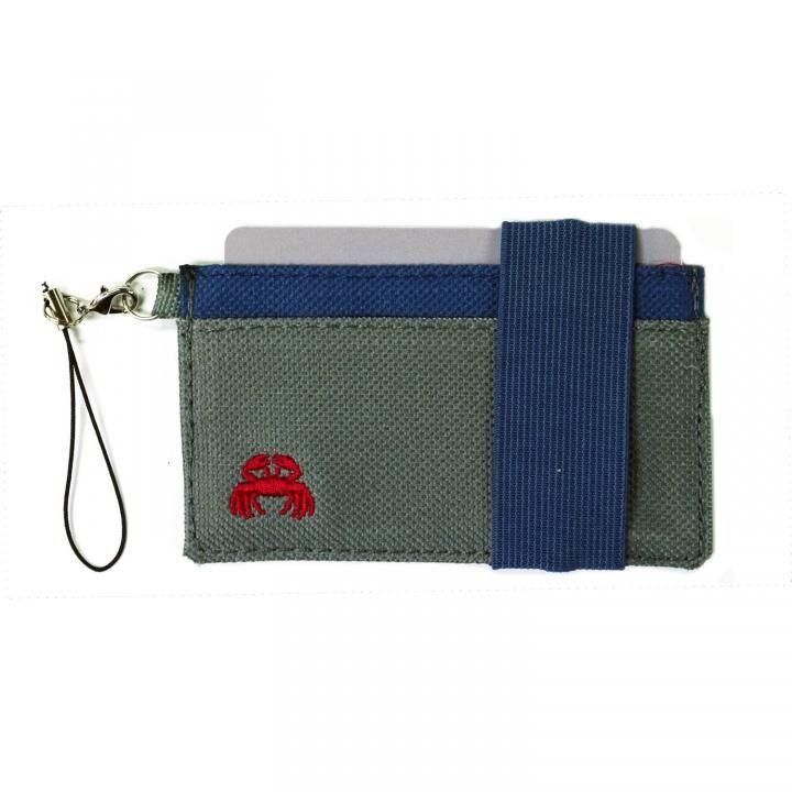 スマホに巻ける財布 Crabby Wallet C3 スリムキャンバス版 マンダーフィールド_0