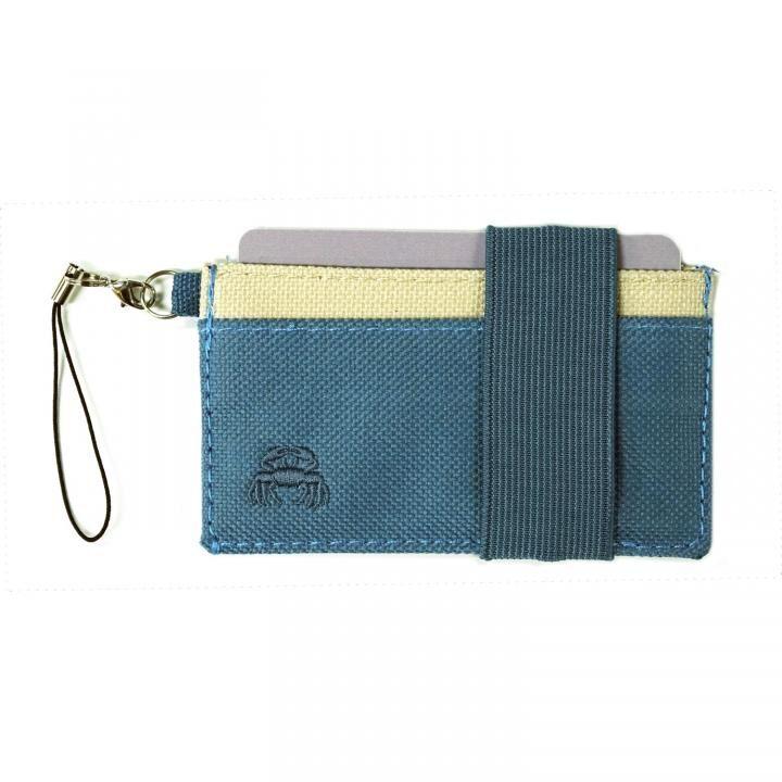 スマホに巻ける財布 Crabby Wallet C3 スリムキャンバス版 フィルモア_0