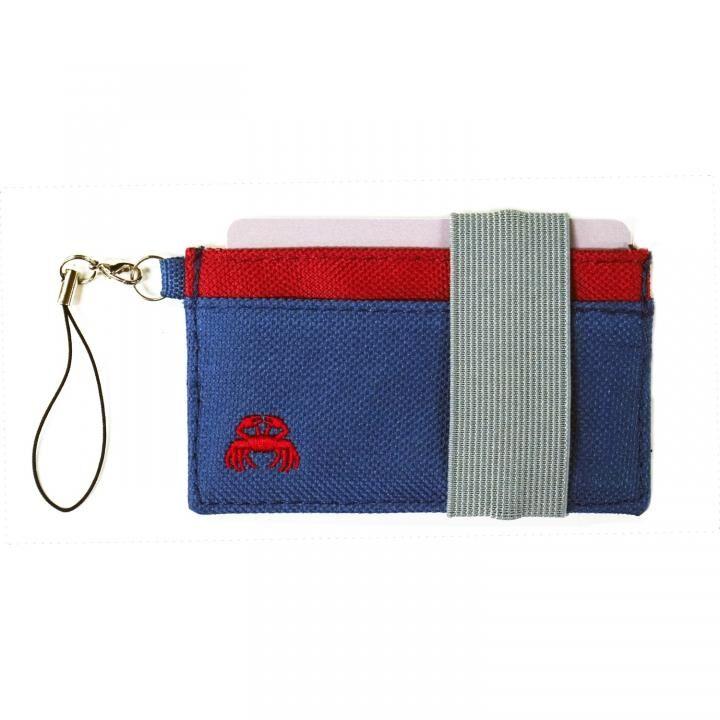 スマホに巻ける財布 Crabby Wallet C3 スリムキャンバス版 ビーバー_0