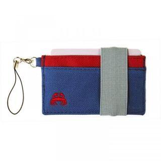 スマホに巻ける財布 Crabby Wallet C3 スリムキャンバス版 ビーバー【3月上旬】