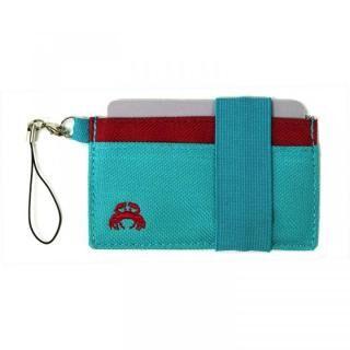 スマホに巻ける財布 Crabby Wallet C3 スリムキャンバス版 コーブフォート