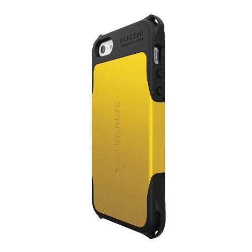 【iPhone SE/5s/5ケース】ZEROSHOCKケース イエロー iPhone SE/5s/5ケース_0