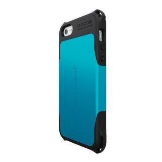 ZEROSHOCKケース ブルー iPhone SE/5s/5ケース