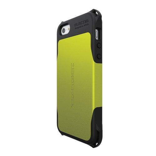 iPhone SE/5s/5 ケース ZEROSHOCKケース グリーン iPhone SE/5s/5ケース_0