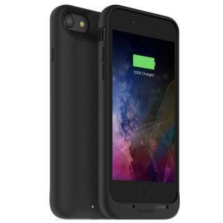 iPhone7 ケース [2525mAh]ワイヤレス充電機能搭載 バッテリー内蔵ケース mophie juice pack air ブラック iPhone 7