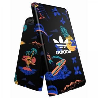 adidas Originals 手帳型ケース Beach/Black iPhone 8 Plus/7 Plus/6s Plus/6 Plus