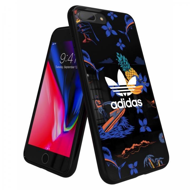【iPhone8 Plus/7 Plusケース】adidas Originals スナップケース Beach/Black iPhone 8 Plus/7 Plus/6s Plus/6 Plus_0