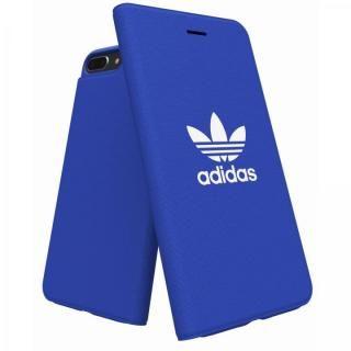 adidas Originals Adicol 手帳型ケース iPhone 8 Plus/7 Plus/6s Plus/6 Plus ブルー